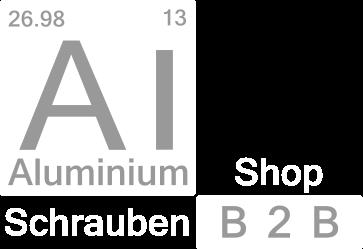 B2B Alu Schrauben Shop