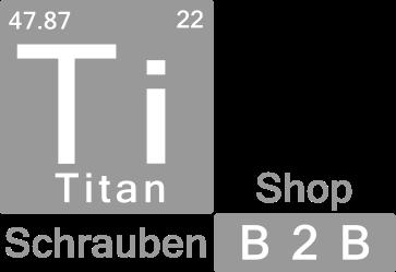 B2B Titanschrauben Shop